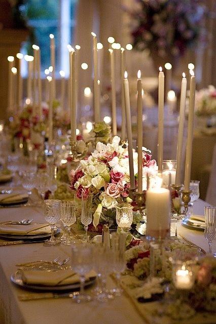 Romantic table setting ideas for two - 5 Budgettips Voor Een Geslaagd Trouwfeest Elle Be