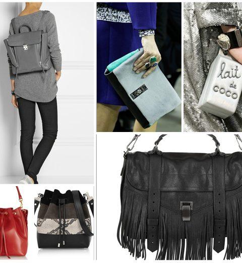 Dit zijn de It-bags voor deze winter
