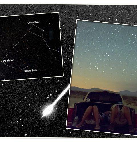 Sterrenkijken: welke sterrenbeelden kan jij spotten?