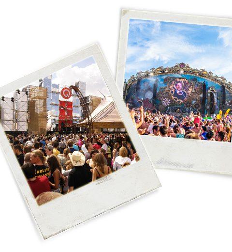 In beeld: de evolutie van Tomorrowland