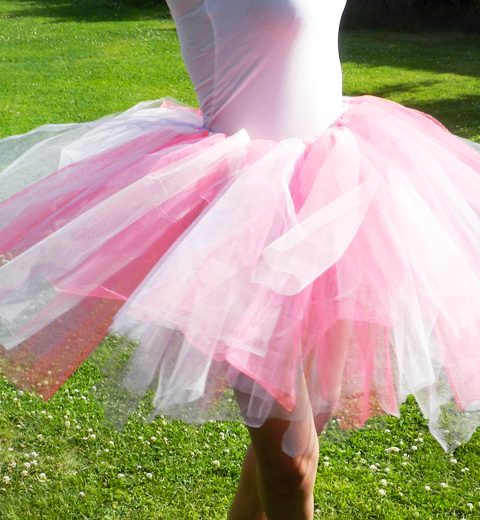 DIY: een tutu in 50 knopen