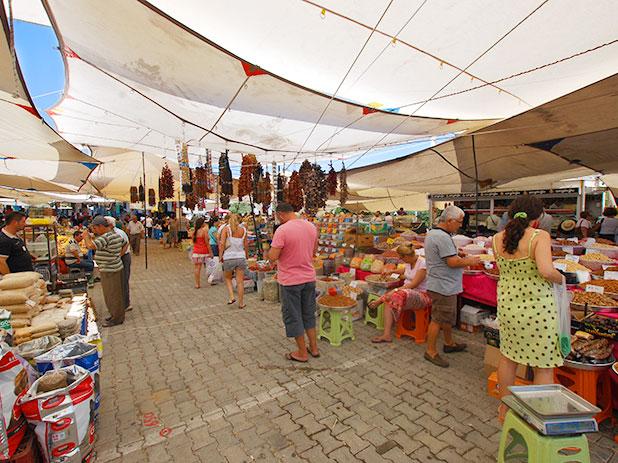 yalikavak-market