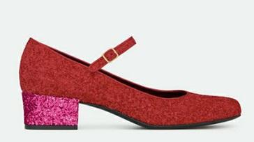 Shopping: retro schoenen - 1
