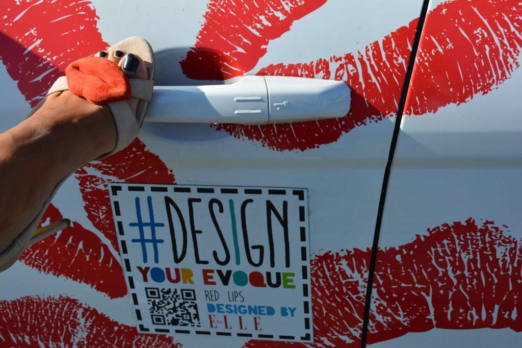 design your evoque