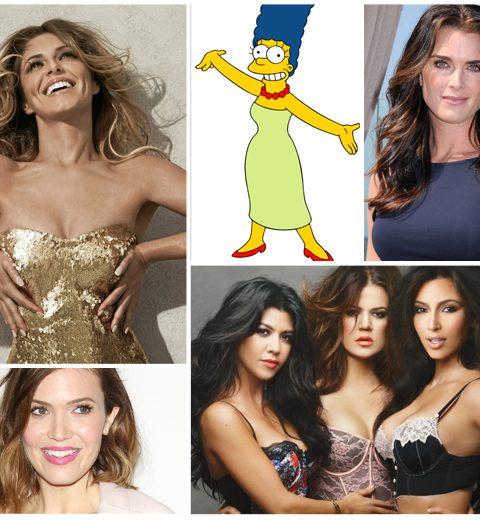 Beroemdheden veroveren de beautywereld