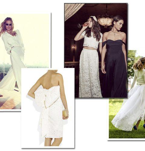 Pinspiration: 10 bruidsjurken die je opnieuw kan dragen
