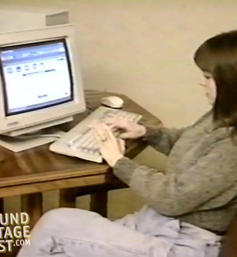 Zo doe je aan cybersex anno jaren '90