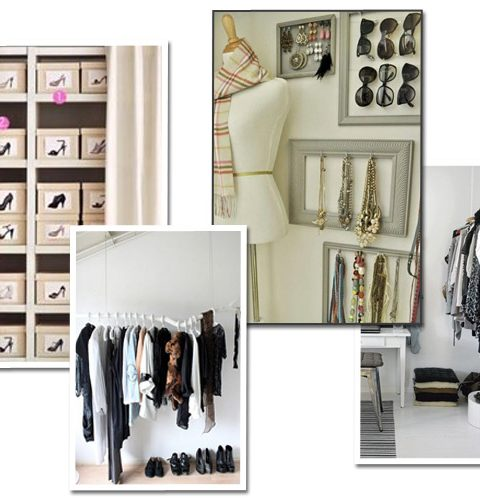 How to: je dressing organiseren