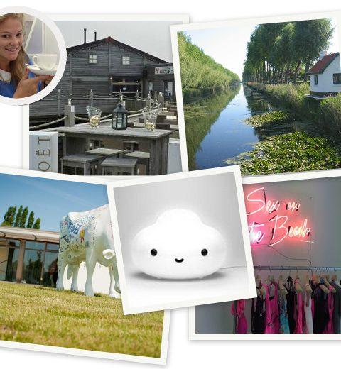 De zomerse hotspots van de ELLE redactrices