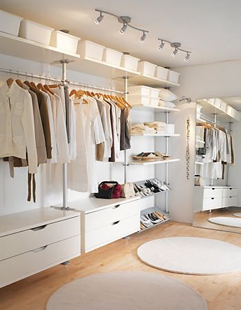 How to: je dressing organiseren - 5