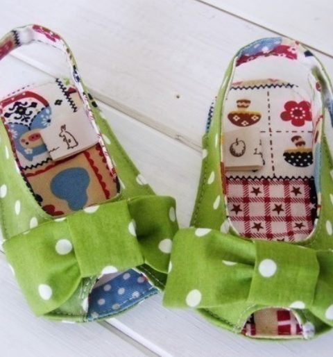 7 x cadeautjes naaien voor baby's