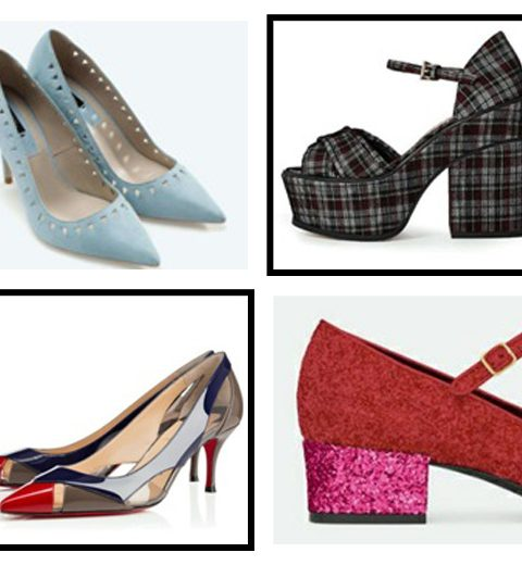 Shopping: retro schoenen