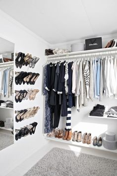 How to: je dressing organiseren - 1