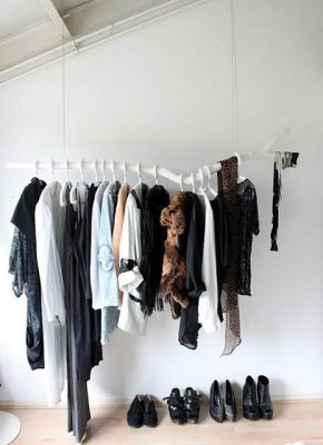 How to: je dressing organiseren - 4