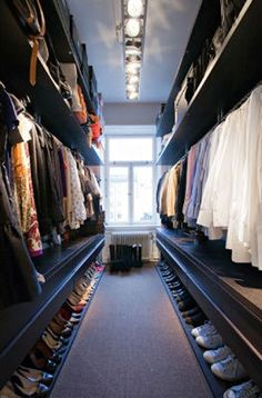 How to: je dressing organiseren - 8