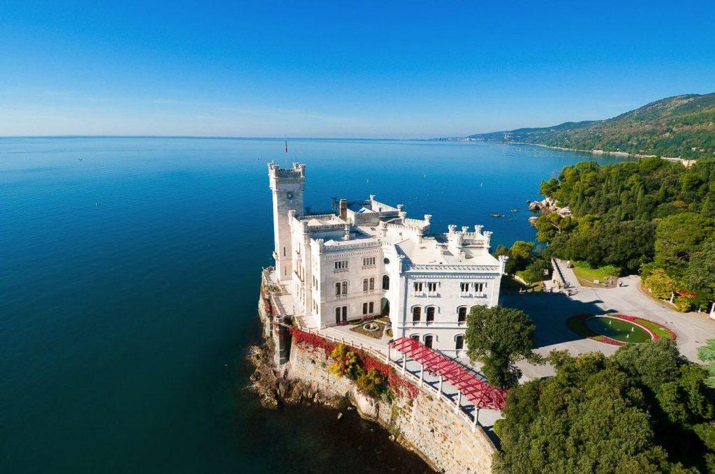Miramare-Castle-Trieste-Italy-s