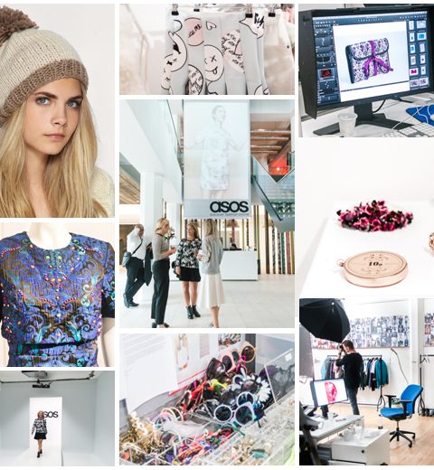 ELLE.be in de modefabriek: achter de schermen bij Asos