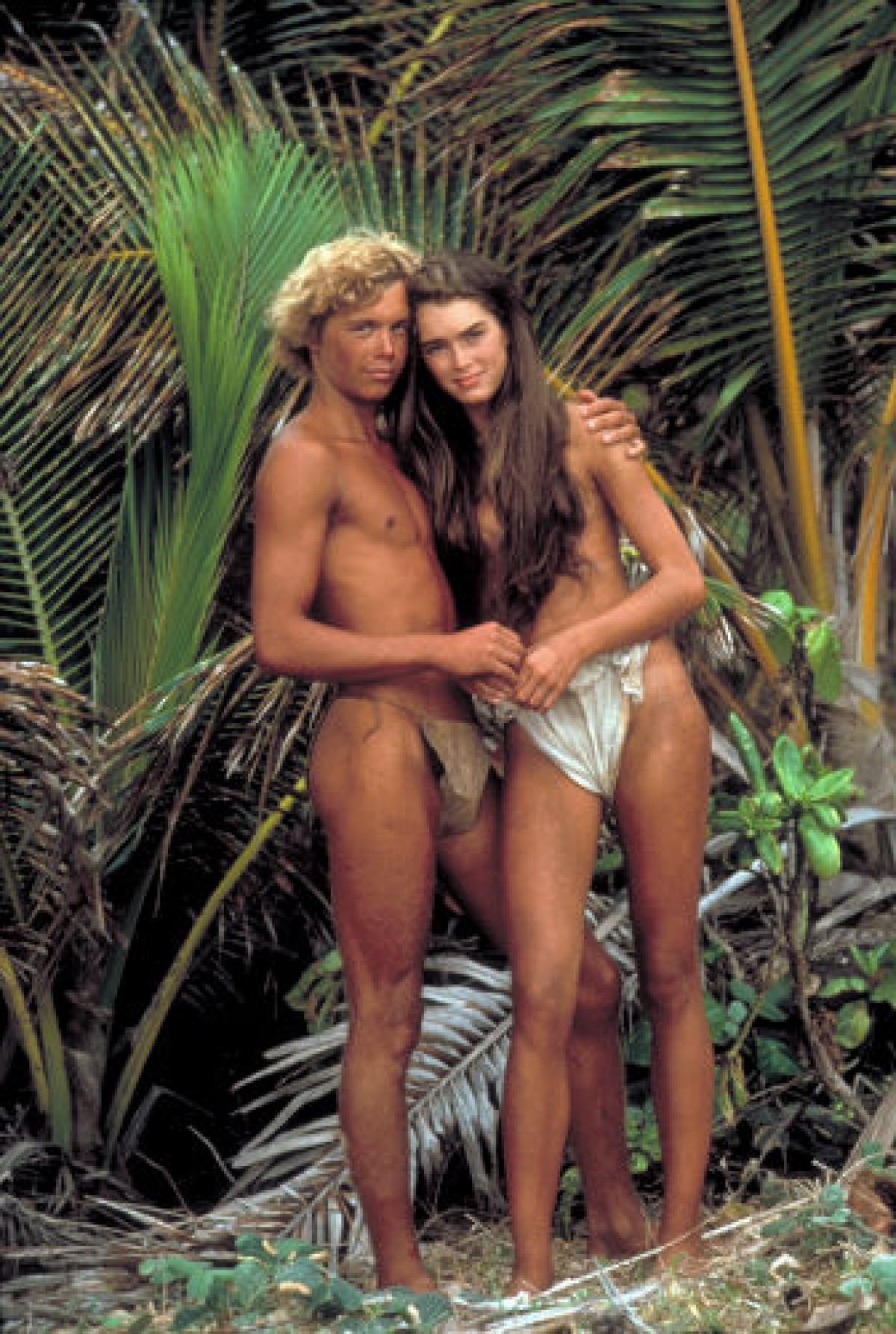 Brooke shields nude uncensored consider