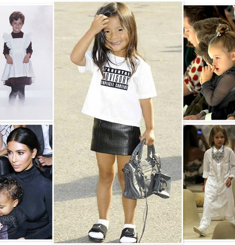 Fashion Week Baby: top 10 catwalk kids