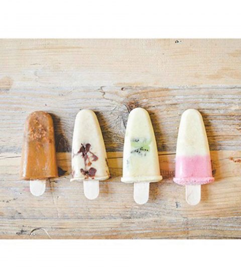 ELLE-cuisine: 4 eenvoudige recepten om zelf ijsjes te maken