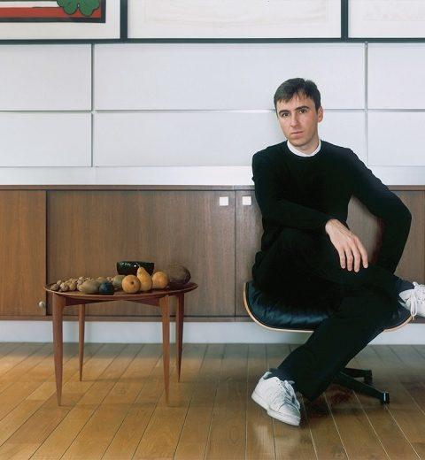 Raf Simons opent pop-up in Antwerpen