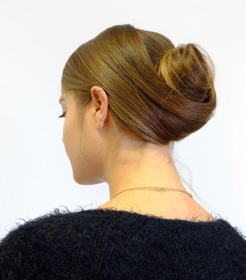 Kapsel tutorial: de ultra elegante chignon