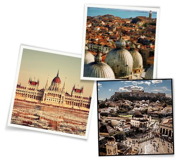 5 city trips