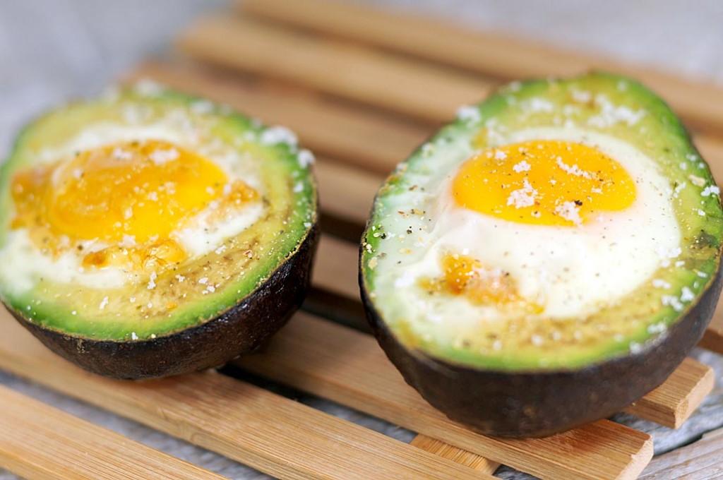 Avocado-met-ei-uit-de-oven