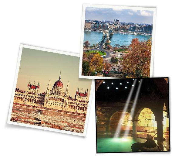 Boedapest nieuw