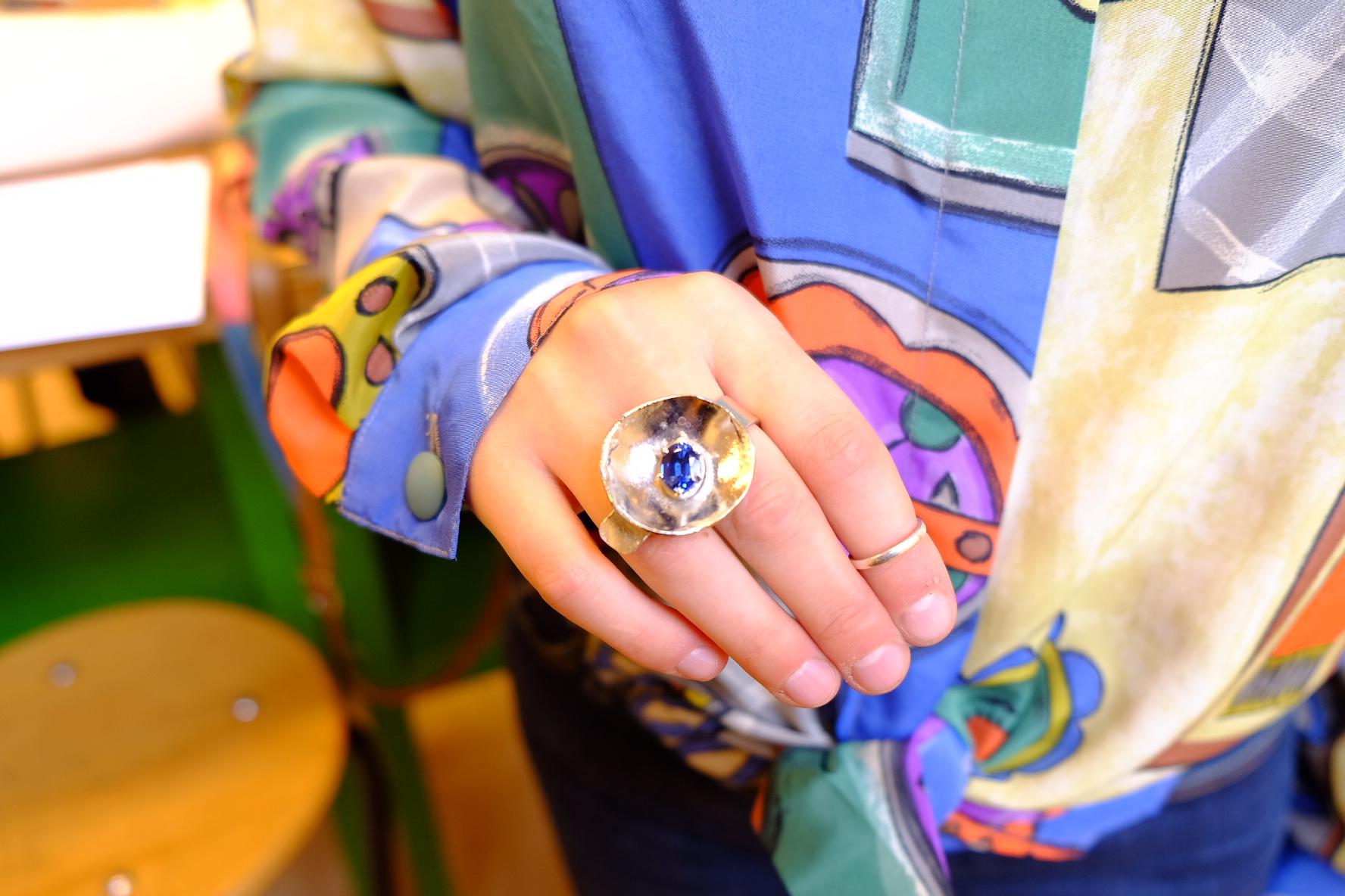 Evelien Hermans ring