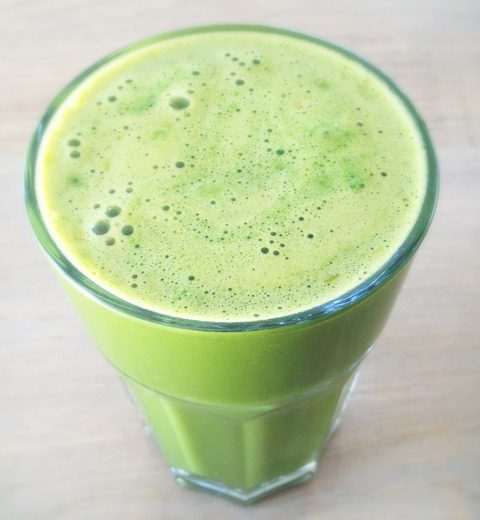 Green Detox Juice voor een Plattere Buik
