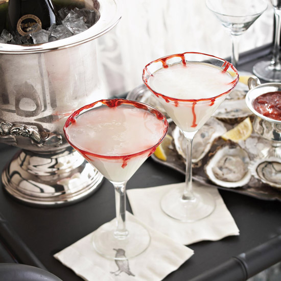 cocktail, recept, martini, bloed, halloween