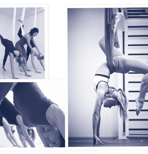 Getest: Aerial Yoga