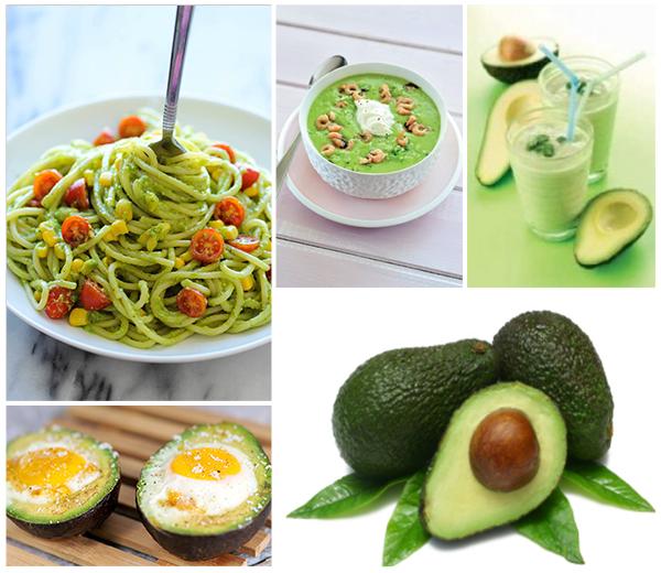 10 lekkere gerechten met avocado - elle.be