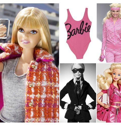 Barbie in de modewereld