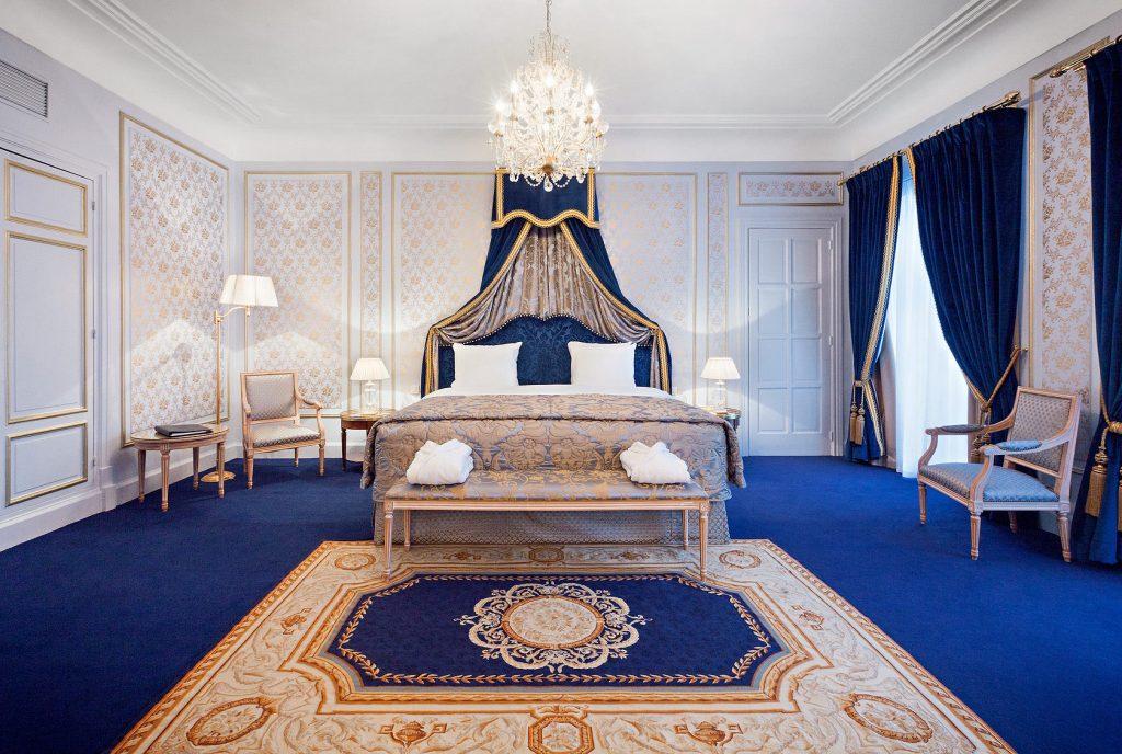 5 hotels voor een romantische overnachting in brussel - Kamer deco stijl ...