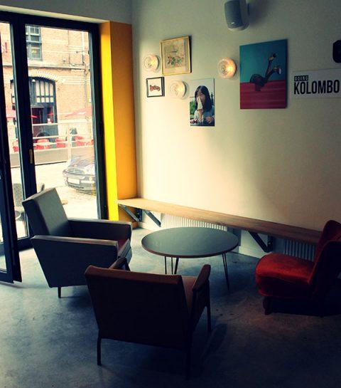 Nieuw in Antwerpen: Kolombo