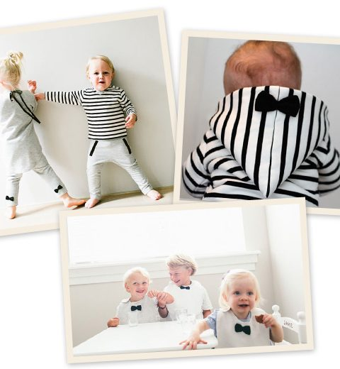 WE LOVE: de kindercollectie van House of Jamie