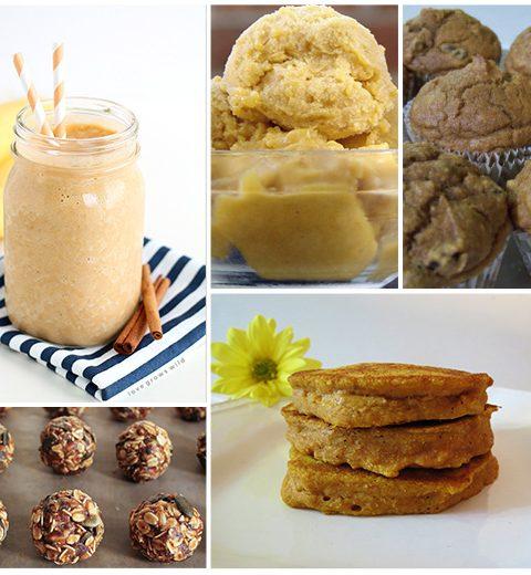 5X gezonde desserts met pompoen