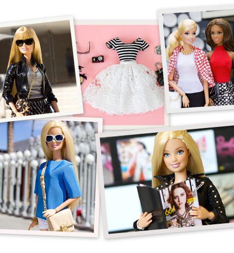DROOMJOB: de styliste van Barbie