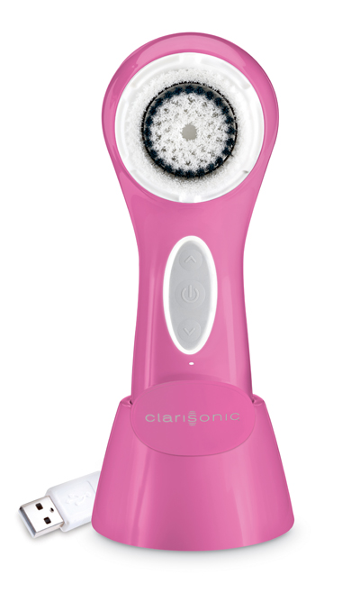 Clarisonic_Aria_pinkchargerfront_EUR199