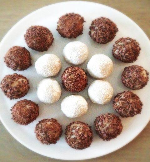 Recept: suikervrije marsepeinballetjes
