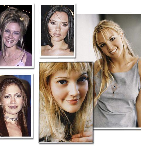 10 beautytrends uit de jaren '90