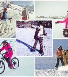 10 alternatieven op de klassieke wintersport