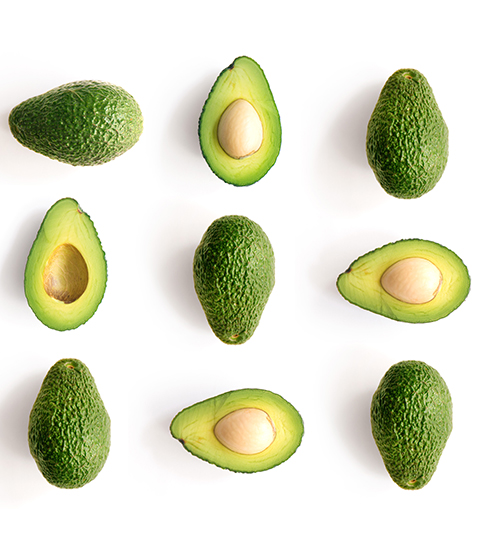 10 lekkere gerechten met avocado