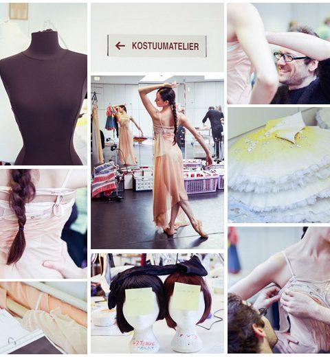 ELLE backstage: het Ballet van Vlaanderen
