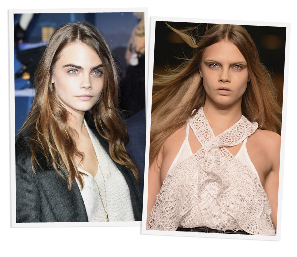 caradelevingnebrows