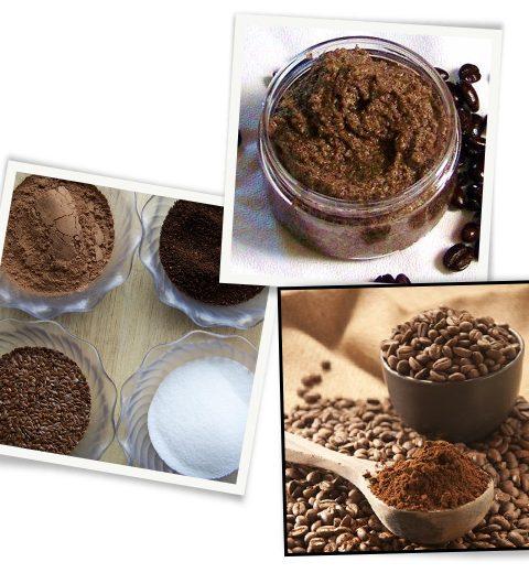 5 alternatieve beautytips met koffie