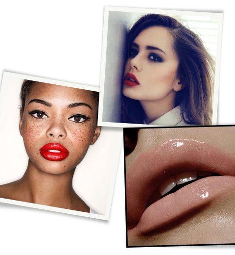 HOW TO: De perfecte lippenstift zonder hem te testen