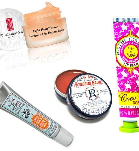 6 lippenbalsems die écht werken